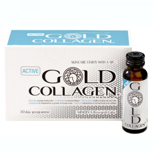 GOLD COLLAGEN ACTIVE 10FL INTEGRATORE A BASE DI COLLAGENE E CONDROITINA