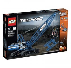 LEGO TECHNIC GRU CINGOLATA 42042