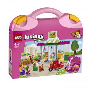 LEGO JUNIORS VALIGETTA SUPERMERCATO cod. 10684