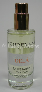Yodeyma DELA Eau de Parfum 15ml mini Profumo Donna no tappo no scatola