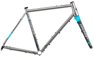 Niner RLT 9 Steel - Frameset