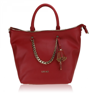 Hand and shoulder bag Liu Jo POPPA A67073 E0409 LACCA