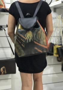 Zainetto Arte Merinda Linea Arte Donna