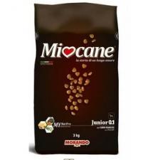 MIOCANE JUNIOR 0.1 MANGIME SECCO CARNI BIANCHE 3KG