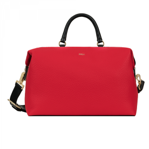 Hand and shoulder bag Furla BLOGGER 902766 RUBY+PETALO