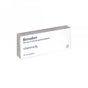 BENADON 300 - FARMACO A BASE DI VITAMINA B6