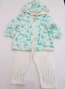 Tutina neonato spezzata tg 9 mesi
