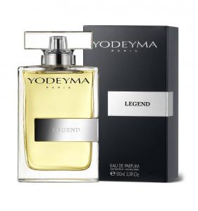 Yodeyma LEGEND Eau de Parfum 15ml mini Profumo Uomo no tappo no scatola