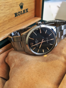 Orologio secondo polso Rolex Oyster Perpetual Airking