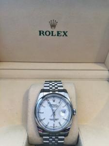 Orologio secondo polso Rolex Oyster Perpetual Datejust