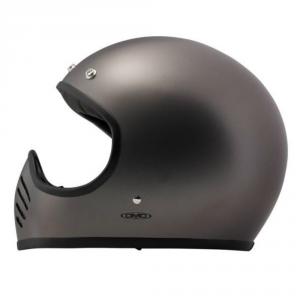 DMD SEVENTYFIVE METALLIC GREY Full Face Helmet - Metallic Grey