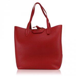 Cabas Patrizia Pepe 2V5517 AV63 F1AV Matt Red/Dark Grey
