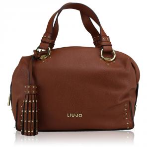 Hand bag Liu Jo ETAMPES N67141 E0011 WHISKY