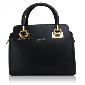 Hand bag Liu Jo ANNA NAPPA N67084 E0003 NERO