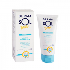 DERMASOL BIMBI DOPOSOLE INSETTO REPELLENTE 100 ML