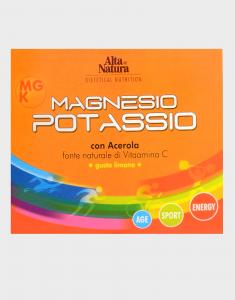 MAGNESIO POTASSIO 18 Sacs de 3,5 g