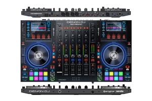 CONTROLLER DIGITALE PER SERATO DJ DENON MCX8000