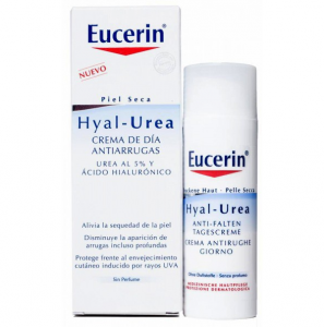 EUCERIN HYAL-UREA CREMA ANTIRUGHE GIORNO PELLE SECCA 50 ML