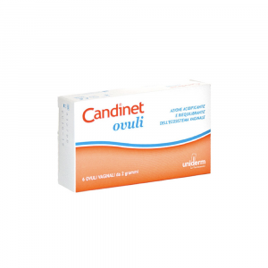CANDINET OVULI - AZIONE RIEQUILIBRANTE