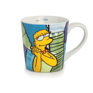 TAZZA ALTA MUG MARGE SIMPSON IN PORCELLANA, EGAN