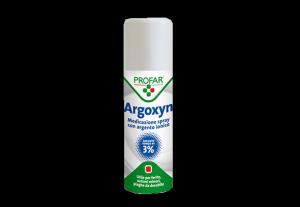 ARGENTO IONICO SPRAY ARGOXYN