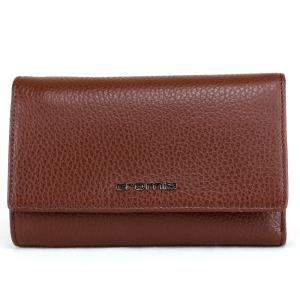 Woman wallet Cromia GO FAR 2620625 CUOIO