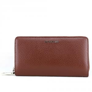 Woman wallet Cromia GO FAR 2630626 CUOIO