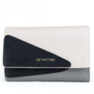 Portafogli donna Cromia LUXURY 2620589 POLVERE+BEIGE+NERO
