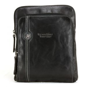 Borsa a tracolla Beverly Hills Polo Club EXPLORE BH-380 NERO