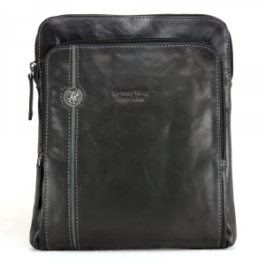 Borsa a tracolla Beverly Hills Polo Club EXPLORE BH-381 NERO