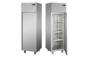 Armadio refrigerato monoblocco acciaio inox