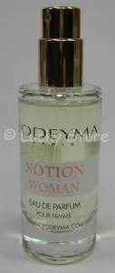 Yodeyma NOTION WOMAN Eau de Parfum 15ml mini Profumo Donna no tappo no scatola