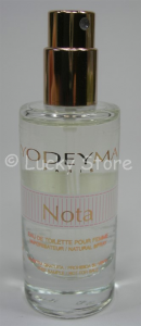 Yodeyma NOTA Eau de Parfum 15ml mini Profumo Donna no tappo no scatola