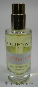 Yodeyma VELFASHION Eau de Parfum 15ml mini Profumo Donna no tappo no scatola