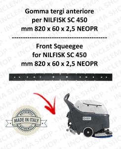 SC 450 GOMMA TERGI anteriore per lavapavimenti  NILFISK