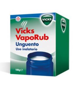 VICKS VAPORUB CANFORA UNGUENTO PER USO INALATORIO