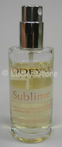 Yodeyma SUBLIME Eau de Parfum 15ml mini Profumo Donna no tappo no scatola
