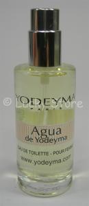 Yodeyma AGUA DE YODEYMA Eau de Toilette 15ml mini Profumo Donna no tappo no scatola
