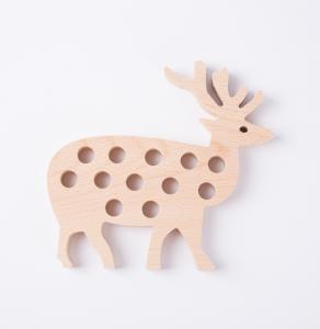 Phildar|kit di legno per creare coniglio/Renna