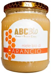 MIELE BIO DI ARANCIO 500 g