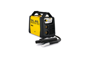 Saldatrice Inverter per saldatura ad elettrodo in corrente continua sil415 150 amp