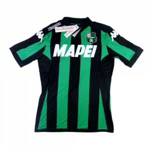 2015-16 Sassuolo Home Shirt *Brand New in Bag