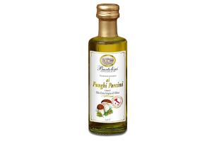 Olio aromatizzato ai funghi porcini Umbria