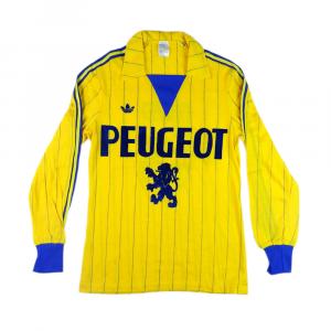 1981-82 Sochaux Maglia Home #5 (Top)