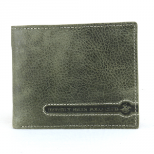 Man wallet Beverly Hills Polo Club  TUCSON BH-393 ANTRACITE