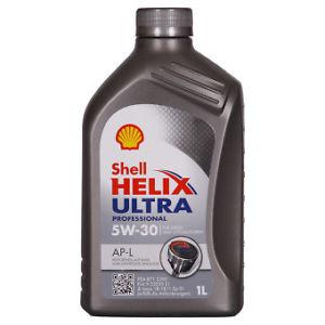 Shell Helix Ultra Prof. AP-L 5W/30 barattolo 1 Litro