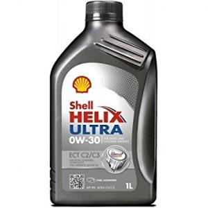 Shell Helix Ultra ECT C2/C3 0W/30 barattolo 1 Litro