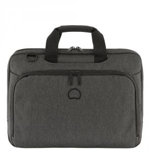 Delsey - Esplanade - Cartella Protezione PC 1 scomparto grigio cod. 3942160