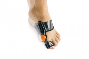 Valgofix splint for treatment and correction of hallux valgus