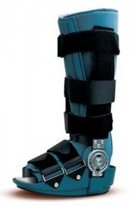 Tutore caviglia pin cam walker Eumedica